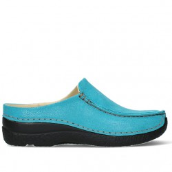 Wolky 6250  turquoise