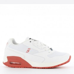 Oxypas  sneaker Ela wit met...
