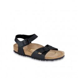 Birkenstock Rio zwart sandaal