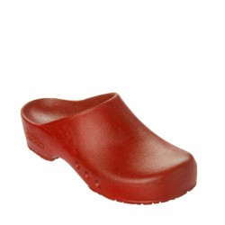 Schurr Chiroclogs special rood