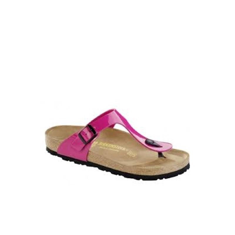 Birkenstock Gizeh lak pink Kleur Lak pink Maat 230mm36 maat smal
