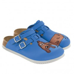 Birkenstock Kay Dog blue...