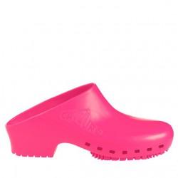 Calzuro S OK klompen  Hot pink