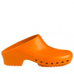 Calzuro S OK klompen Oranje